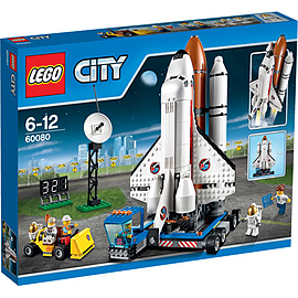 LEGO City Space Port Spaceport 60080 Blocks and Bricks