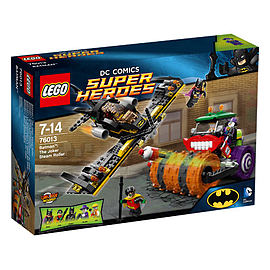 LEGO Super Heroes Batman The Joker Steam Rol 76013 Blocks and Bricks