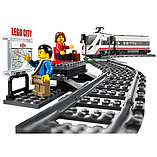 LEGO City High-speed Passenger Train 60051 screen shot 2
