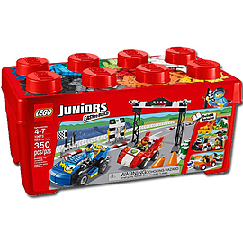 LEGO Juniors Race Car Rally 10673 Blocks and Bricks