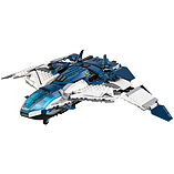 LEGO Super Heroes Avengers The Avengers Quinjet City Chase 76032 screen shot 2