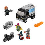 LEGO Super Heroes Avengers The Avengers Quinjet City Chase 76032 screen shot 3