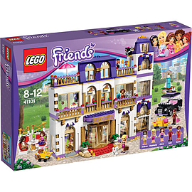 LEGO Friends Heartlake Grand Hotel 41101 Blocks and Bricks