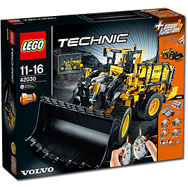 LEGO Technic RC VOLVO L350 Front Loader 42030 Blocks and Bricks