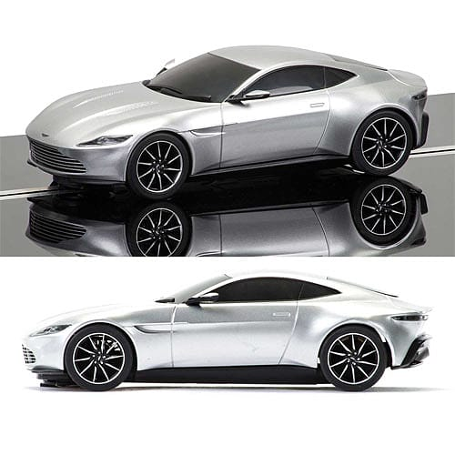 Buy SCALEXTRIC Digital Slot Car Aston Martin DB10 James