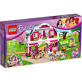 LEGO Friends Sunshine Ranch 41039 Blocks and Bricks