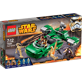 LEGO Star Wars Flash Speeder 75091 Blocks and Bricks