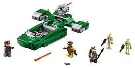 LEGO Star Wars Flash Speeder 75091 screen shot 1
