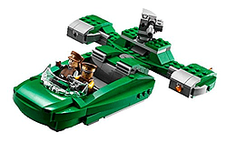 LEGO Star Wars Flash Speeder 75091 screen shot 2