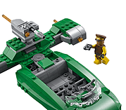 LEGO Star Wars Flash Speeder 75091 screen shot 3