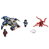LEGO Super Heroes Carnage's SHIELD Sky Attack 76036 screen shot 1