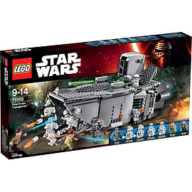 LEGO Star Wars First Order Transporter 75103 Blocks and Bricks