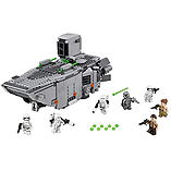 LEGO Star Wars First Order Transporter 75103 screen shot 1
