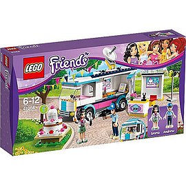 LEGO Friends Heartlake News Van 41056 Blocks and Bricks