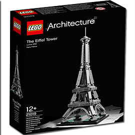 LEGO Architecture The Eiffel Tower 21019 Blocks and Bricks