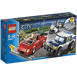 LEGO City High Speed Chase 60007 Blocks and Bricks