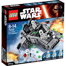 LEGO Star Wars First Order Snowspeeder 75100 Blocks and Bricks