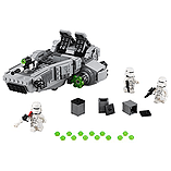 LEGO Star Wars First Order Snowspeeder 75100 screen shot 1