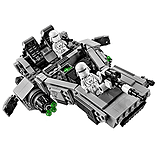 LEGO Star Wars First Order Snowspeeder 75100 screen shot 2