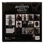 Official Ubisoft 30 x 30cm Assassins Creed Unity 2015 Calendar Gaming Gamer Gift screen shot 1