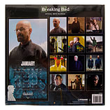 Official 30 x 30cm Breaking Bad Heisenberg Television TV Show 2015 Calendar Gift screen shot 1