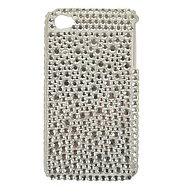 Blue Banana Phone Cases - White Crystal Mobile Cover - iPhone 4 Protector Mobile phones