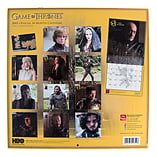 New Official Game Of Thrones GOT Fantasy Television TV Show 2015 Calendar Gifts screen shot 1