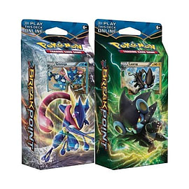 Pokemon Cards XY Break Point Theme Deck Bundle Trading Cards