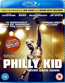 Philly Kid Blu-ray