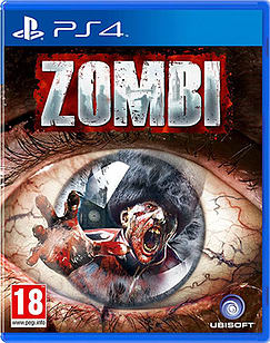 Zombi PlayStation 4 Cover Art