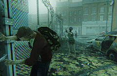 Zombi screen shot 1