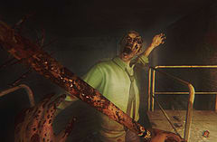 Zombi screen shot 5