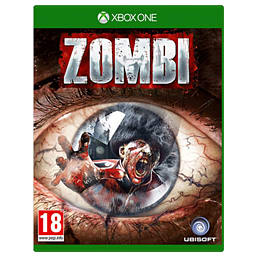 Zombi Xbox One Cover Art