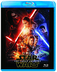 Star Wars Episode VII: The Force Awakens Bluray