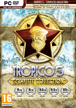 Tropico 5 - Complete Collection PC Games