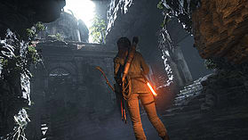 Rise Of The Tomb Raider Collector's Edition screen shot 3