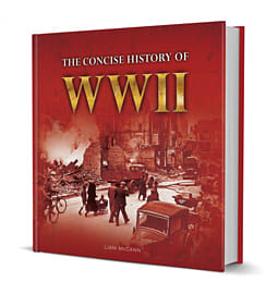 Concise History Of WWII Books