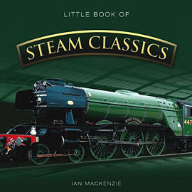 Little Book Of Steam Classics Books