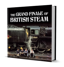 Grand Finale Of British Steam Books
