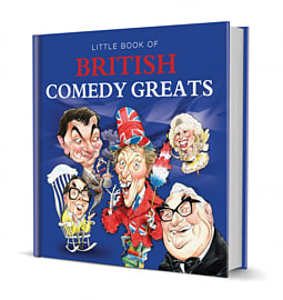 Little Book British Comedy Greats Books