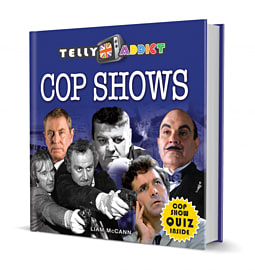 Telly Addict: Cop Shows Books