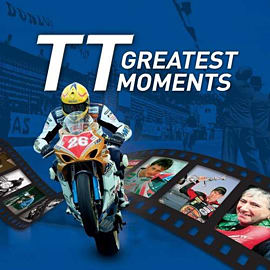 Greatest Moments Of The TT Books