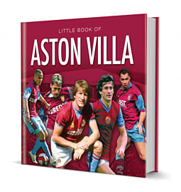 Little Book Of Aston Villa Books