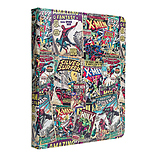 Marvel Comics Tablet Cases Retro Superhero Apple iPad Cover Comic Book Case - screen shot 2