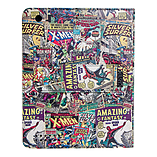Marvel Comics Tablet Cases Retro Superhero Apple iPad Cover Comic Book Case - screen shot 3