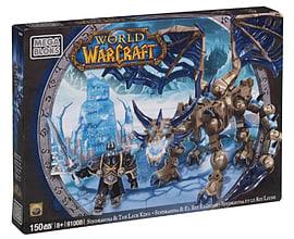 Mega Bloks World of Warcraft Sindragosa and The Lich King Blocks and Bricks