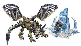 Mega Bloks World of Warcraft Sindragosa and The Lich King screen shot 2