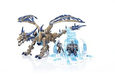 Mega Bloks World of Warcraft Sindragosa and The Lich King screen shot 4