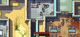 The Escapists: The Walking Dead screen shot 1