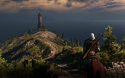 The Witcher 3: Wild Hunt screen shot 7
